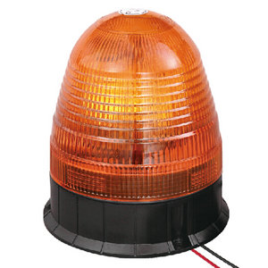 Roof Beacon Lights For Prfab Building Panel Transporter 55W/12V Halogen Amber With Three-Bolt IP66 ECE R10/R65 #H809