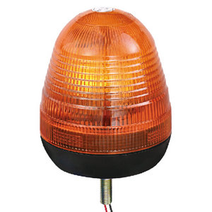 Halogen Emergency Vehicle Beacon Lights 70W/24V Yellow With Single-Bolt IP66 CE E9 #H809