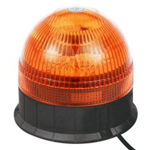 Emergency Vehicle Beacons 55W/12V Halogen Amber With Three-Bolt IP66 ECE R10/R65 #H815